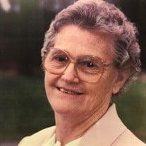 Zella Yates Mullins