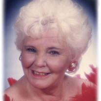 Bonnie Vincent Martin, Collinwood, TN