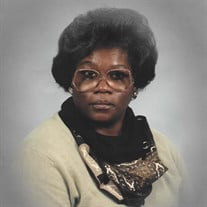Betty Vernell Glover