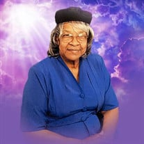 Ms. Eddie Purvis Ward