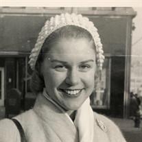 Joan Janet Downey