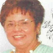 Mrs. Betty Yaeko Hodges