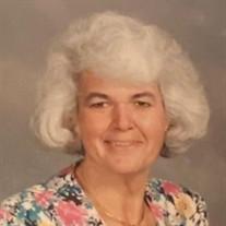 Mrs. Patricia Louise Yates