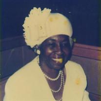Mrs. Erma J. Cook