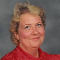 Brenda Mae Wisner