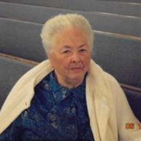 Betty Jean Webster