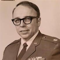Lt. Colonel Daniel E. Furlong (USAF Ret.)