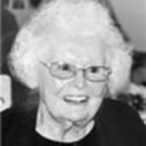 Wilma Denvelee Bohannon