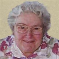 Mrs. Catherine Emily Birkett (nee.Peters)