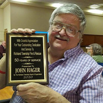 John Peter Hager