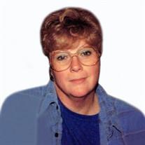 """Patricia """"Pat"""" Ann Larson"""
