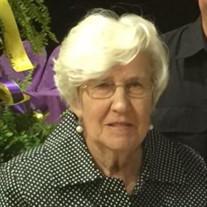 Geraldine Ann Habetz Trahan