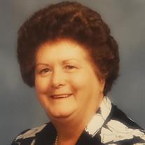 Beatrice Violet Baumann
