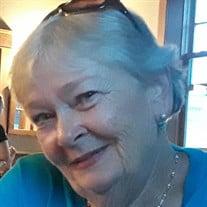 Susan Mary Frances Simons