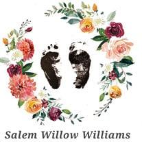 Baby Salem Willow Williams