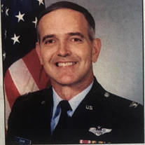 """Colonel Philip R. """"Rod"""" Shaw"""