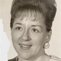 Shirley Ann McMannis Lamm