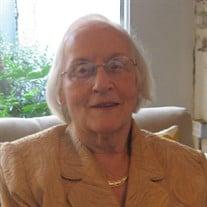 Verlie Elizabeth Zimmerman
