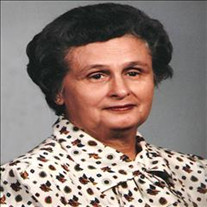 Mary Edna Bourland