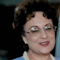 """Mrs. Patricia """"Patti"""" Ann Sachar Harris"""