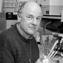 Harry Warren Taber, Ph.D.