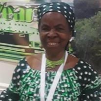 Mrs. Diakangama Nkuelo
