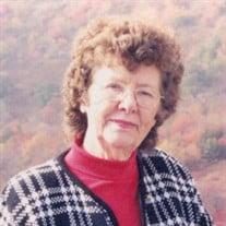 Edith May Reaves Clark Barnes