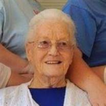 Mrs. Betty Jean Short
