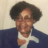 Mrs. Lillian Bland
