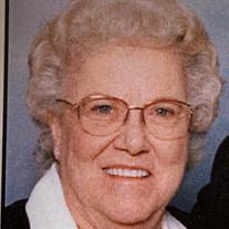"Mrs. Pauline ""Perri"" Ann Reid"