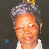 Emma Louise Washington
