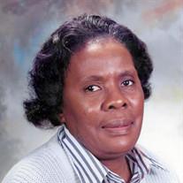 Josie Mae Weatherspoon