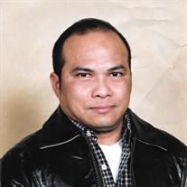 Armando Breiz, Sr.