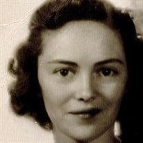 Barbara E. (Matthews) Hickey