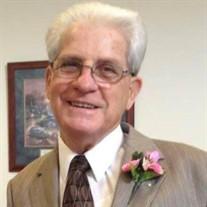 Reverend John Thomas Strickland Sr.