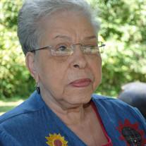 Mildred V Cofield