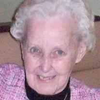 Miss Barbara R. Hoar