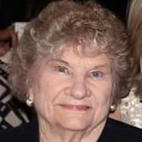 Mrs. Ruth Marie Taylor Pittman