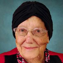 Irene Fuller Wampler