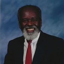 Rev. Dr. Edward Frederick Grant