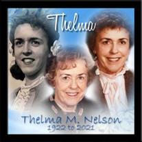 Thelma M. Nelson