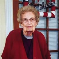Mary Louise (Argabright) Stevens