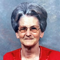 Mrs. Geraldine Warren Barefoot