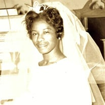 "Mrs. Lelia Mae ""Aunt Mae"" (Lewis) Brown"
