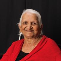 Anna M. D'Souza