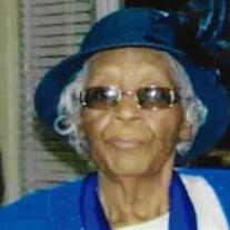 Mrs. Clara E. Tetterton
