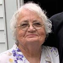 Mrs. Mary Ellen Ledford Gregory