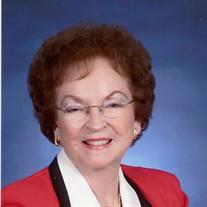 Mrs. Jeanette Amelba Cribbs Griffin Martin