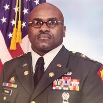 Col. Carl Lambers Franks, Jr.