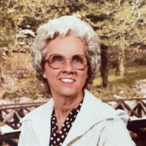 Mary Ellen Guthrie Evers